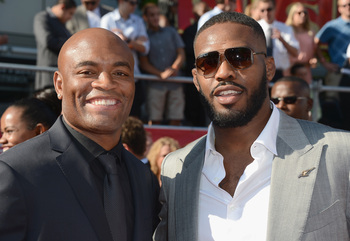 Anderson Silva vs. Jon Jones was the most talked about superfight that could have been on the horizon