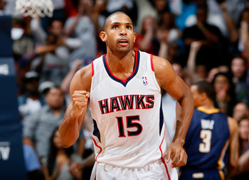 Al Horford is Atlanta's only amnesty-eligible player.