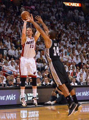 Mike Miller's contract makes him the Heat's most likely amnesty candidate.
