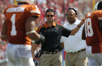 Defensive coordinator Manny Diaz's bounceback from a miserable 2012 campaign will make all the difference for the Longhorns.