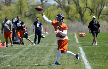 It's put-up or shut-up time for Jay Cutler as the Bears franchise quarterback.