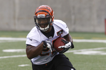 Giovani Bernard could have an instant impact in the Bengals offense.