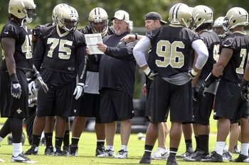 How will the Saints defense take to the new scheme of Rob Ryan?