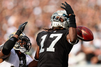 is Denarius Moore a viable No. 1 receiver?