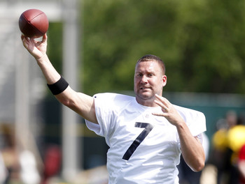 The Steelers will go as far as a healthy Ben Roethlisberger will take them.