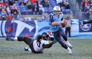 Jake Locker better hurry up if he wants to prove himself as the starting quarterback of the Titans.