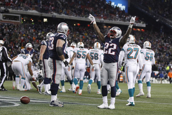 The Patriots are again early favorites to win the AFC East.