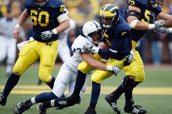 Michigan was not good last time these teams met.