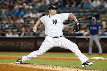 Joba Chamberlain has battled injuries in the past two seasons.