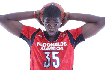5-star recruit Noah Vonleh, Credit: insidethehall.com