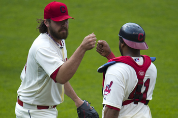 The Tribe needs to see more fist pumps and fewer face palms with Chris Perez.