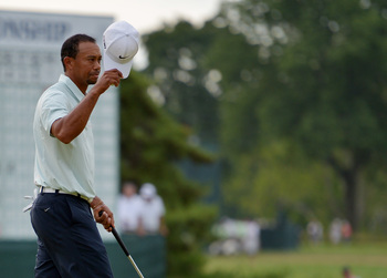 Woods needs to relax and take things as they come next week at Muirfield.