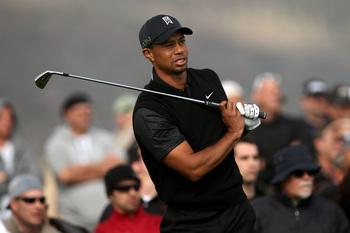 Tiger needs to be sharp with his wedge and short-iron play if he is going to capitalize on opportunities from the fairway at Muirfield next week.