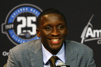 The Orlando Magic have made Victor Oladipo the face of their future.