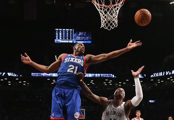 Without Jrue Holiday, Thaddeus Young must take over as Philadelphia's top player.