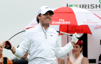 Can Rory find his game in time to compete for his first Open Championship title this week at Muirfield?