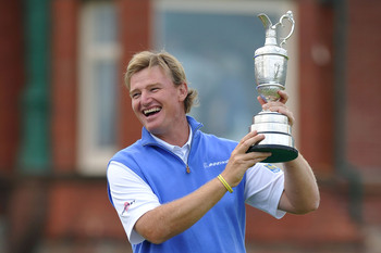 Ernie Els shocked many by winning the 2012 Open Championship. Does he have another shocker in him at Muirfield?