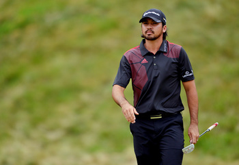 Jason Day is among the favorites to win his first major championship at Muirfield this week.