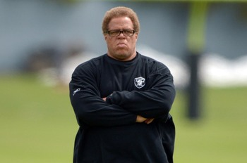 Reggie McKenzie's aggressive rebuilding effort in Oakland should continue in 2014.