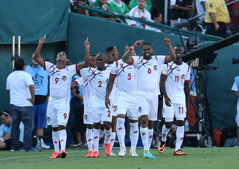 Panama is also seeking a place in the 2014 World Cup.