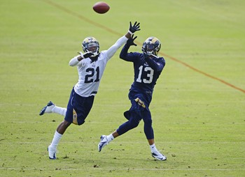Janoris Jenkins (left)