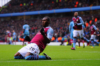 Christian Benteke: On his way to Spurs?
