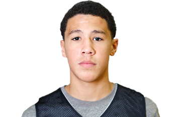 Devin Booker is the top target on Michigan's board. Photo courtesy of ESPN.