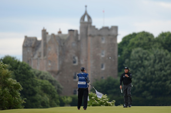 Phil Mickelson was the king at Castle Stuart.