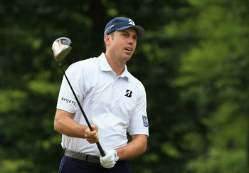 Matt Kuchar will need to play his best with his driver this week.
