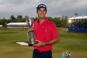 Billy Horschel won the 2013 Zurich Classic in New Orleans in April.