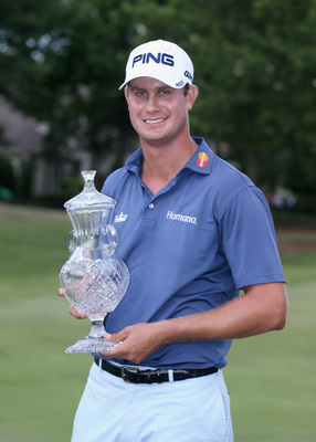 Harris English won the FedEx Cup St. Jude Classic in June.