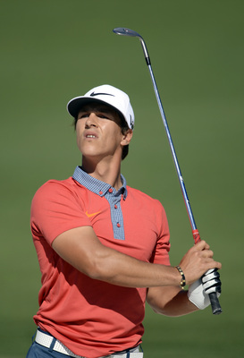 Thorbjorn Olesen is only 23 years old.