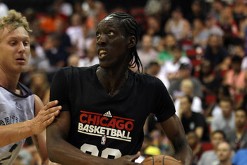 Tony Snell is showing he can do more than just shoot.