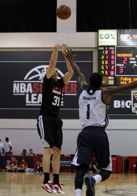 Erik Murphy's second summer league game showed exactly what he can do.