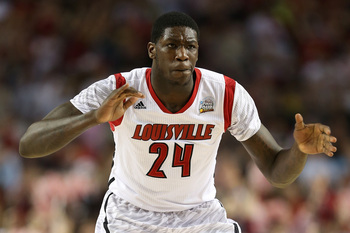 The Hall of Fame Tip-off will be one of the first opportunities to watch Louisville big man Montrezl Harrell in a starting role.
