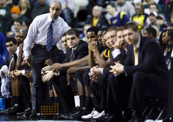 VCU coach Shaka Smart returns three starters and several important bench players from last year's 27-9 club.