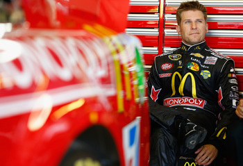 Jamie McMurray isn't as far from the Chase as one might think.