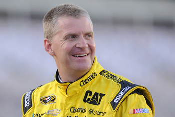 Veteran Jeff Burton has an outside shot at the Chase.