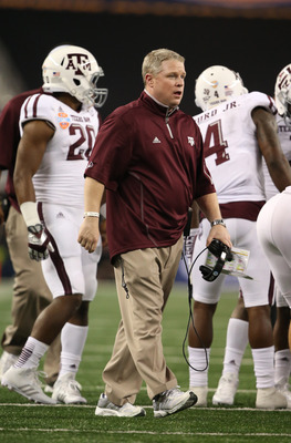 Polian when he was at A&M