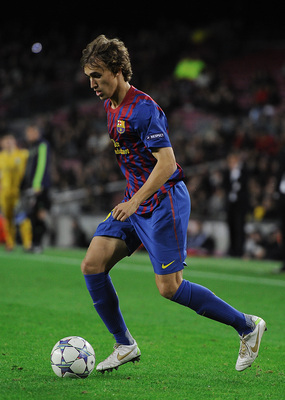 Marc Muniesa's transfer to Stoke City from Barcelona has certainly raised a few eyebrows