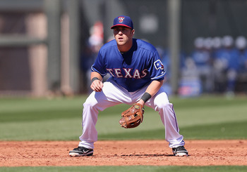 Mike Olt could find himself being dealt by this year's deadline.