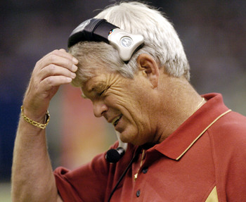 Dennis Erickson endured two miserable years in San Francisco.