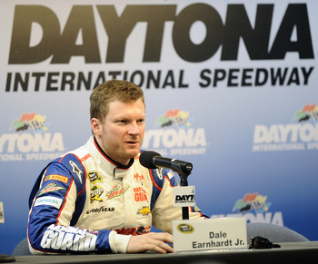 Dale Earnhardt Jr. is arguably the best restrictor-plate racer in the sport.