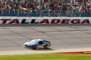 Brad Keselowski is a two-time winner at the sport's most unpredictable race track.