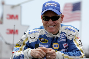 Mark Martin has not run a road-course race since the 2011 season.