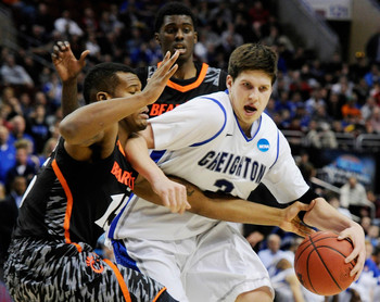Creighton's Doug McDermott, the best scorer in college basketball, is back for his senior season.