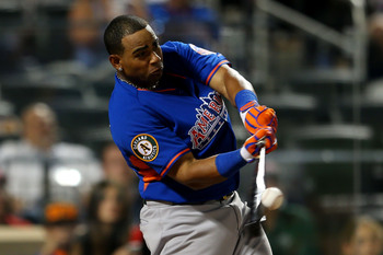 Yoenis Cespedes might not have made the All-Star team this season, but his swing in the Home Run Derby sure looked pretty enough to help him register a solid second half.