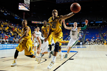 Pressey plays hard with confidence and flair.