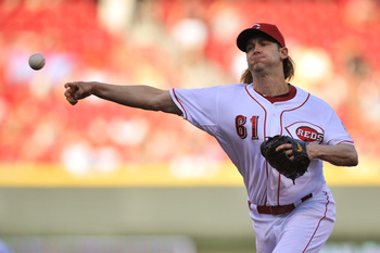 Like Bronson Arroyo, Josh Smith is his team's workhorse, with 104 IP already in 2013