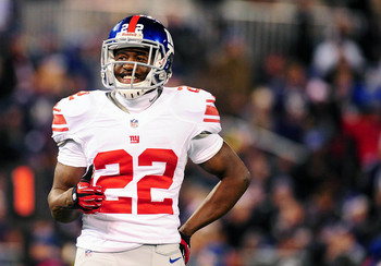 David Wilson is happy he'll have a larger role in the offense in 2013, but is he up to the task?